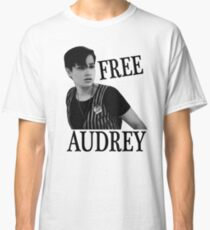 Scream - Free Audrey Classic T-Shirt