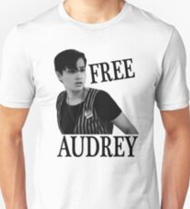 Scream - Free Audrey Unisex T-Shirt