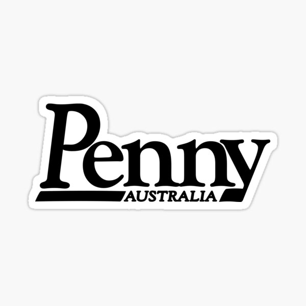 Penny Skateboards are built with the highest quality raw materials and fanatical attention to detail. Sticker