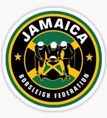 JAMAICA BOBSLED TEAM - COOL RUNNINGS Sticker