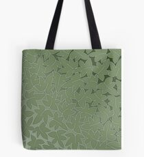 Leaves - earth symbol, 4 elements Tote Bag