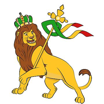 Rasta Mufasa by YETiDesigns