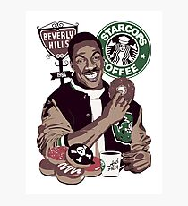 AXEL FOLEY - BEVERLY HILLS COP Photographic Print