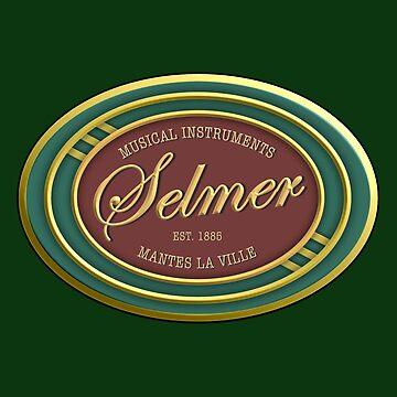 Vintage selmer by Dardman