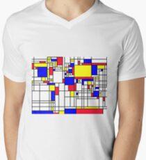 LARGE MONDRIAN T-Shirt