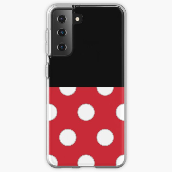Minnie Samsung Galaxy Soft Case