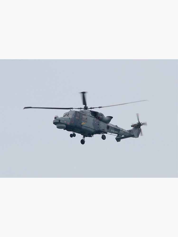 Royal Navy Lynx Helicopter by robcole