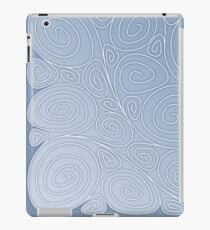 Spirals - air symbol, 4 elements iPad Case/Skin