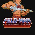 Feld-Man by TS Rogers