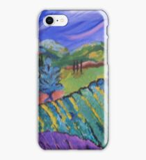 Vineyard Valley iPhone Case/Skin