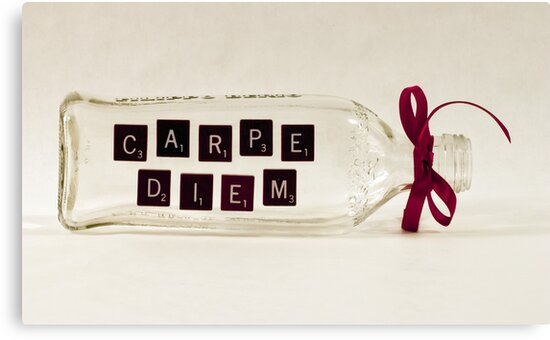 Carpe Diem  by Sandra Foster