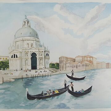A dream of Venice by JeanieMester