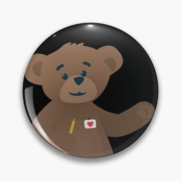 Bearville Rewritten Bear Pin