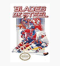 NES Blades of Steel  Photographic Print