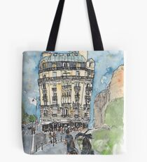 Paris - 5th Arrondissement  Tote Bag