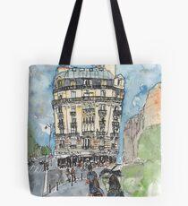 Paris - 5th Arrondissement  Tote Bag