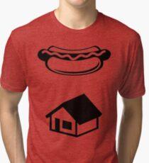 Potential Ghostbusters Logo Tri-blend T-Shirt