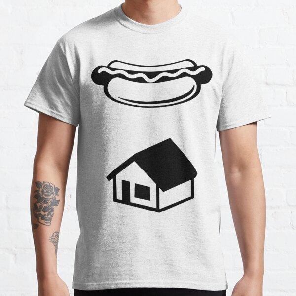 Logo Ghostbusters potentiel T-shirt classique