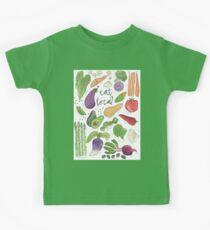 Eat More Veggies Kids Tee