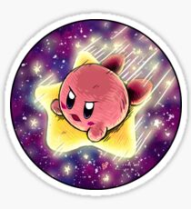 Kirby Sticker