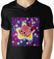 Kirby Men's V-Neck T-Shirt