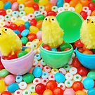 Easter Chicks by bbbautista