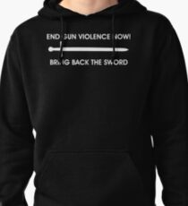 MEDIEVAL SOLUTION Pullover Hoodie