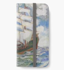 Be A Pirate iPhone Wallet/Case/Skin