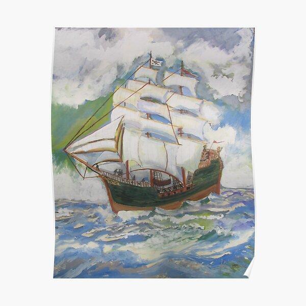 Ships Swords Flag Parrots Treasure Chests Pirates Sticker Sheet Craft Planet
