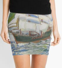 Be A Pirate Mini Skirt