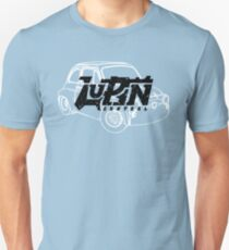 Lupin Central - Fiat 500 Unisex T-Shirt
