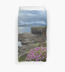 Muckross Head, Co. Donegal Duvet Cover
