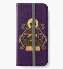 Pumpkaboo tower iPhone Wallet/Case/Skin