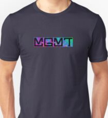 MGMT Psychedelic Logo  Unisex T-Shirt