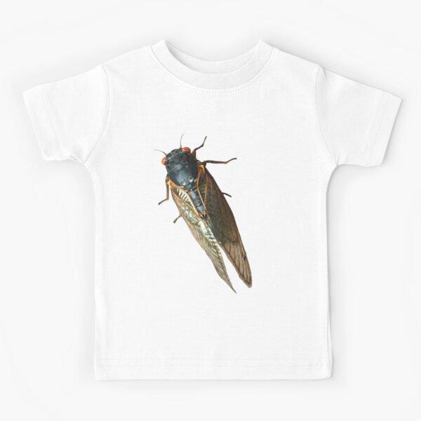 Cicada Bug Photo Kids T-Shirt