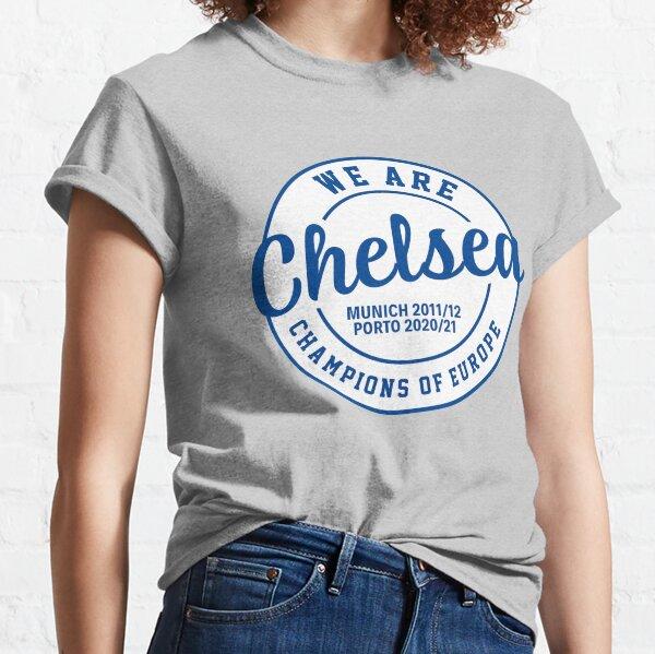 CHELSEA - Champions of Europe Classic T-Shirt