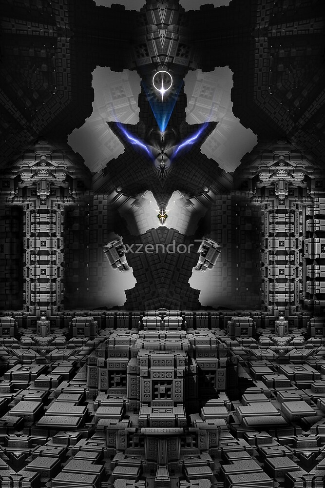 The Chamber Of Talidos GS by xzendor7