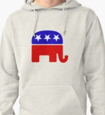 Republican Pullover Hoodie