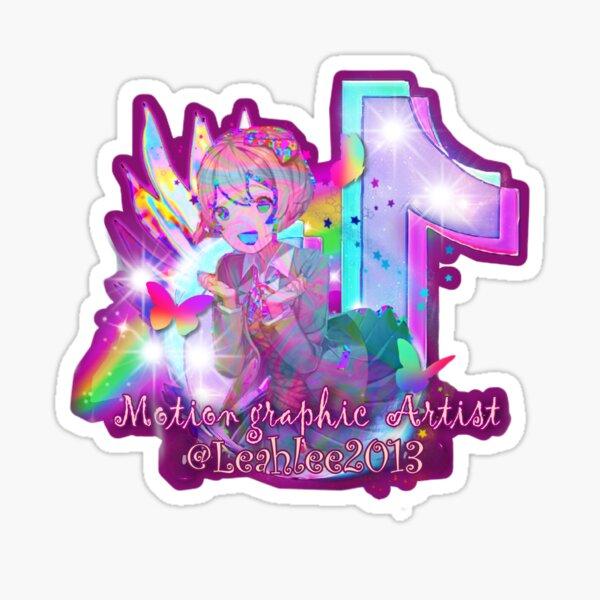 @SweetSeven Official Tiktok-Indie kid Sticker design(updated)  Sticker