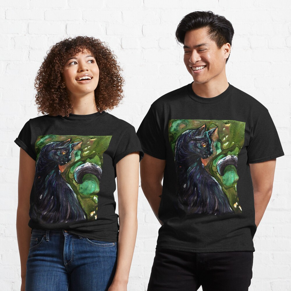 Leathercat Classic T-Shirt
