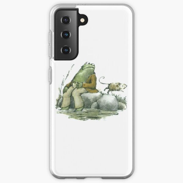 Frog and Mouse Samsung Galaxy Soft Case