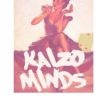 Kaizo Minds - Vintage Vandilism by LewisJFC