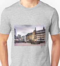 Bonn Market Square Unisex T-Shirt