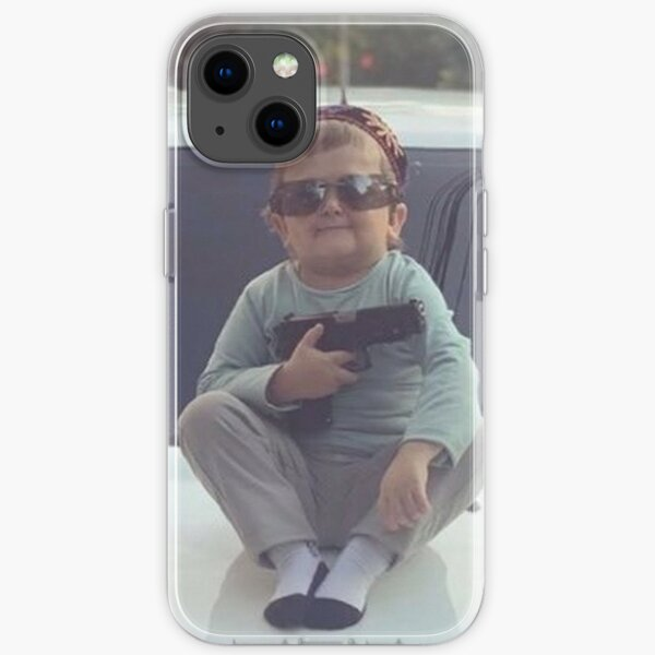 Hasbulla #5 iPhone Soft Case