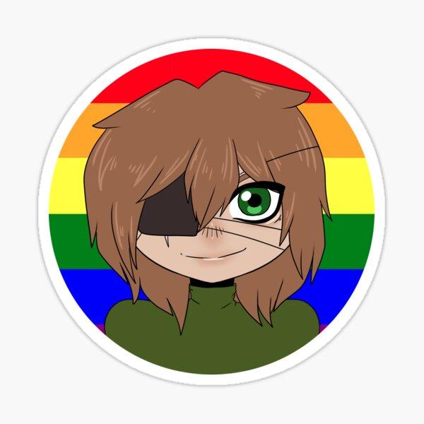 Pride chibi - Waris Sticker