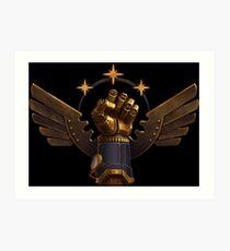 Steam Marines 2 - Logo (No Text) Art Print