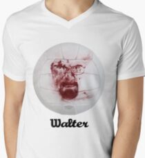 Walter Mens V-Neck T-Shirt
