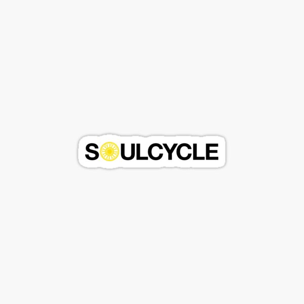 Soul Cycle Sticker