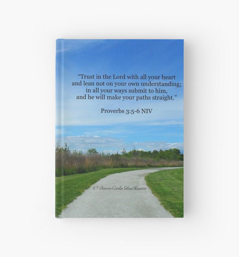 Sprüche 3: 5-6 von Dawn Silva Hunter