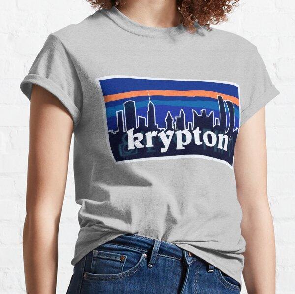 Krypton-Logo4 Classic T-Shirt
